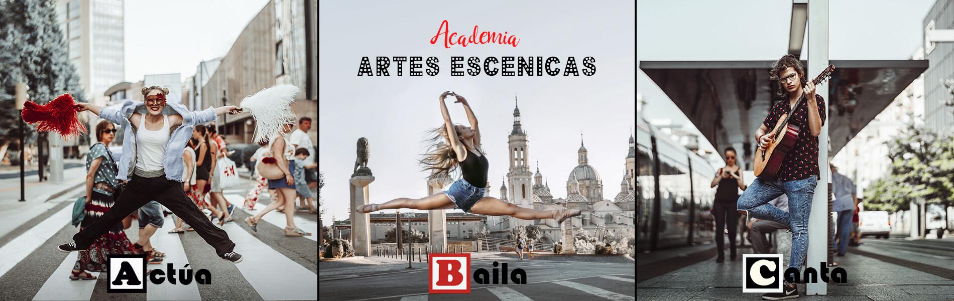 421fcfa413ac Escuela de baile, danza, música y teatro en Zaragoza - Bailaran